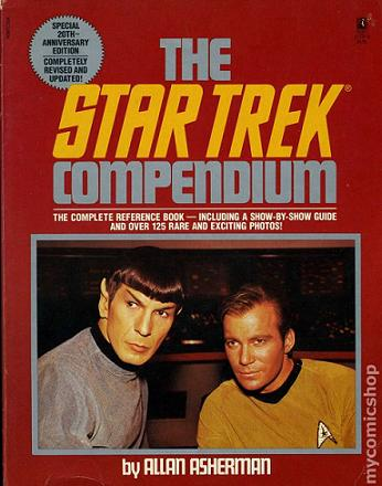 The Star Trek Compendium (1981) 1013773