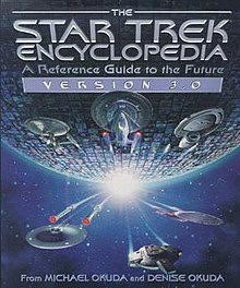 The Star Trek Encyclopedia : A Reference Guide to the Future (1994) 220px-Starterkenc