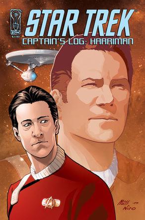 Journal du capitaine Harriman [post-TOS;2010] Captain_s_Log_Harriman_cover