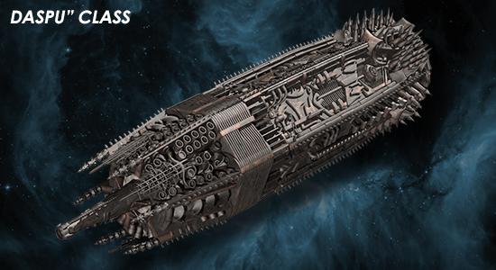 Eaglemoss [fascicules et vaisseaux de collection] SD0_Daspu