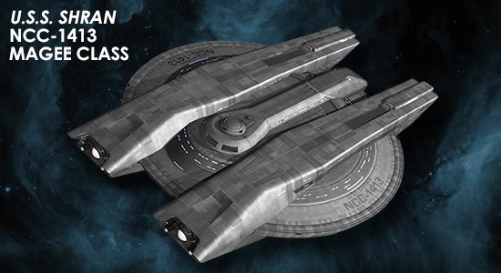Eaglemoss [fascicules et vaisseaux de collection] SD0_Shran