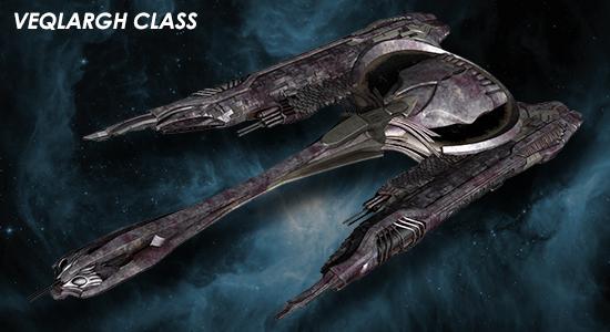 Eaglemoss [fascicules et vaisseaux de collection] SD0_Veqlargh