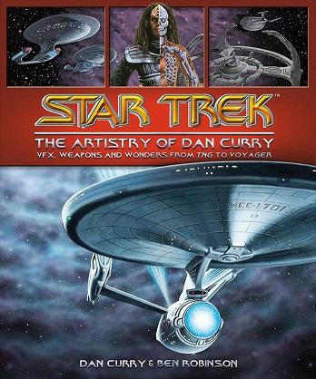 Star Trek : The Artistry of Dan Curry (2020) Artistry-dan-curry-696x835