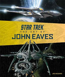 Star Trek: The Art of John Eaves (2018) Artofjohnaeves