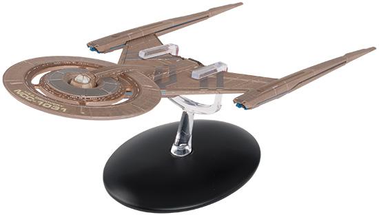 Eaglemoss [fascicules et vaisseaux de collection] Discoflying