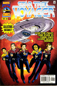 Homéostasie [Marvel VOY #4 et #5 ;1997] Homvoy