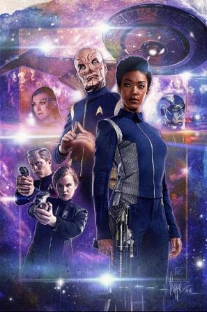 Star Trek : Discovery - Captain Saru [DIS;2019] Idw-dsc-captsaru-coverprev-423x640