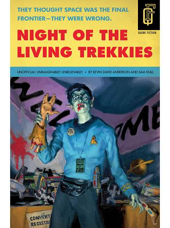 Night of the Living Trekkies (2010) Images