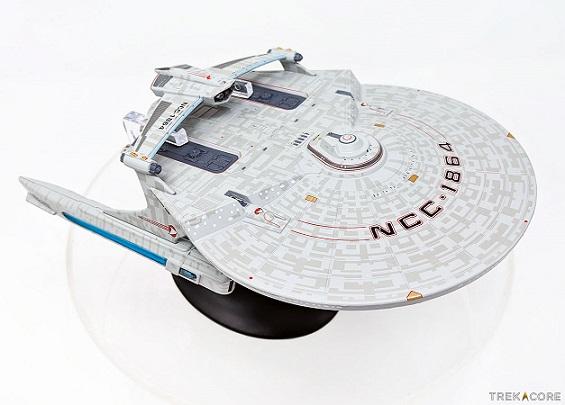 Eaglemoss [fascicules et vaisseaux de collection] Miranda