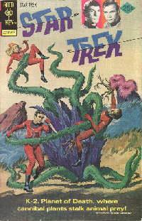 KG, planète de la mort [Gold Key #1 et #29;1967 et 1975] St29