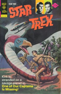 Un capitaine est porté disparu [Gold Key #38;1976] St38