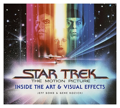 Star Trek The Motion Picture : Inside the art & visual effects Startrek-themotionpicturesalescover8