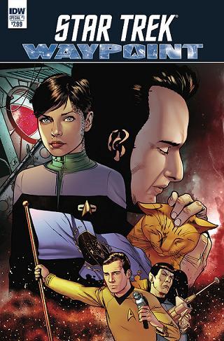 Star Trek Waypoint [toutes séries;2018...] Waypoint1