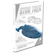 Star Trek : Designing Starships [Volume deux;2017] Voldeux