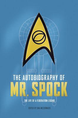 The Autobiography of Mr Spock (2021) Autobiospock