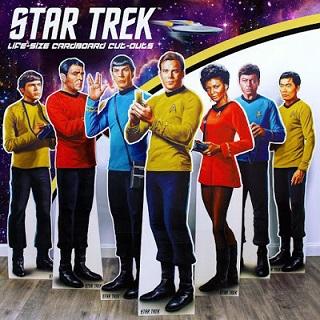 Prime Party [personnages grandeur nature en carton] Prime_Party_Star_Trek_The_Original_Series_cardboard_cutouts