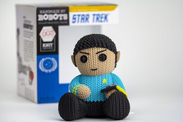 The Coop [vêtements et accessoires] The_Coop_Handmade_by_Robots_vinyl_figure_Star_Trek_The_Original_Series_Spock_with_packaging