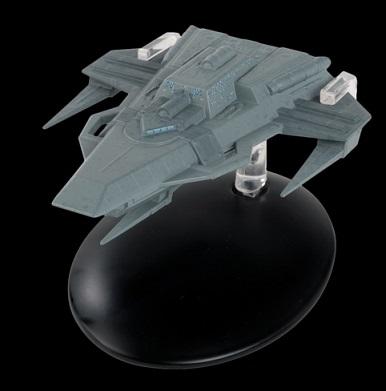 Eaglemoss [fascicules et vaisseaux de collection] - Page 2 Husnockwarship