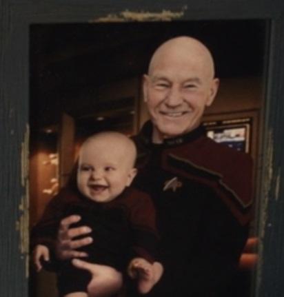 Thaddeus Worf Riker-Troi Thadpicard